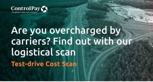 ControlPay offers a Cost Scan of your logistics wi ...