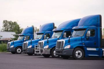 Old Dominion Freight Line reports solid February update