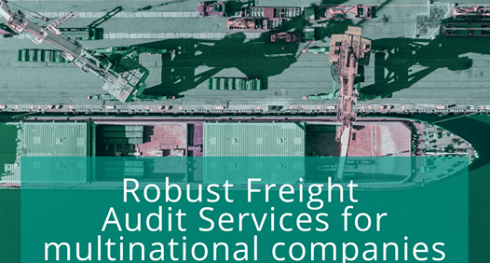 As a leading Freight Auditing business we come acr ...